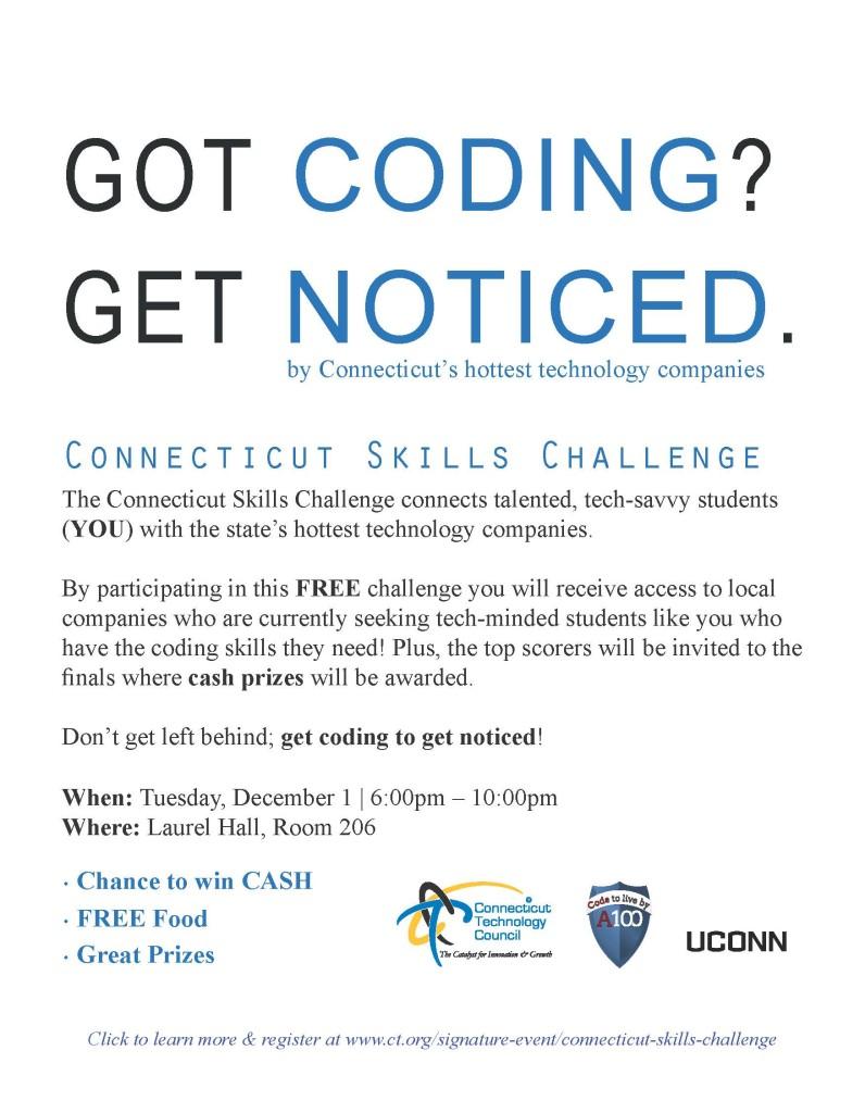 CT Skills Challenge_UCONN